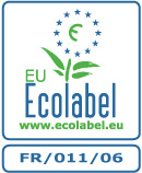 Ecolabel logo Clairefontaine